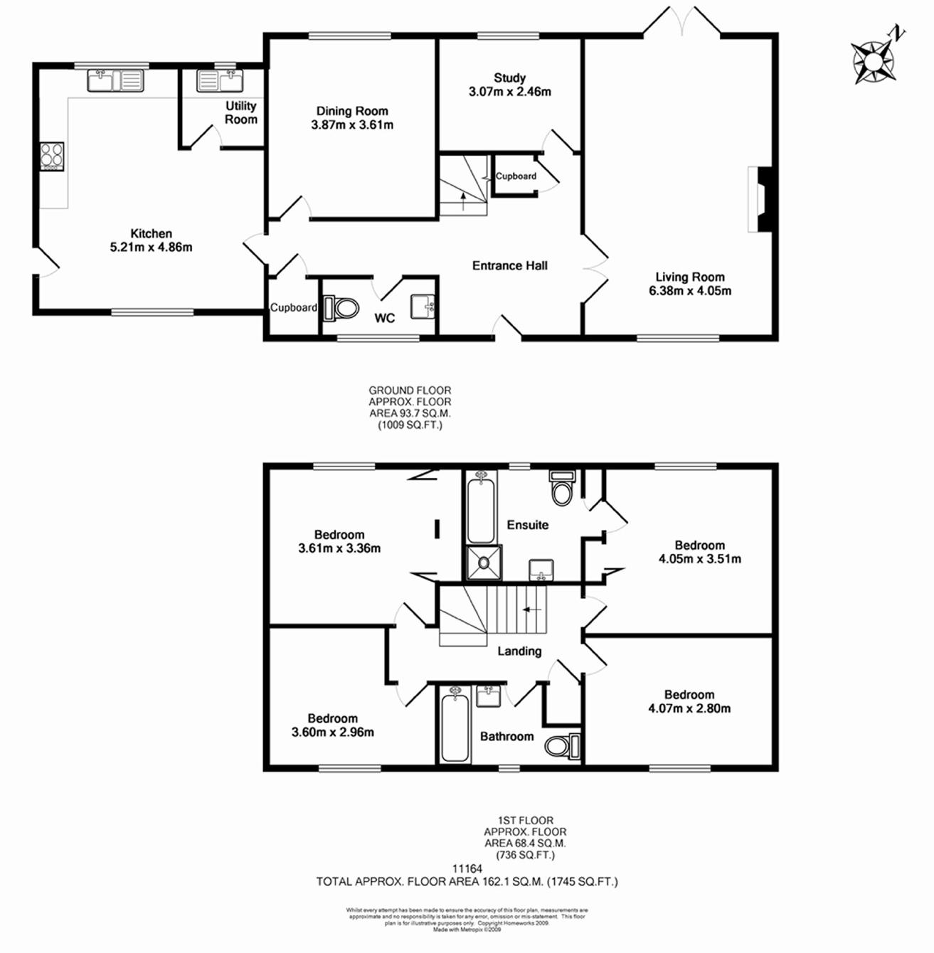 Upper tysoe cv35 ref 11164 banbury for Uk house floor plans