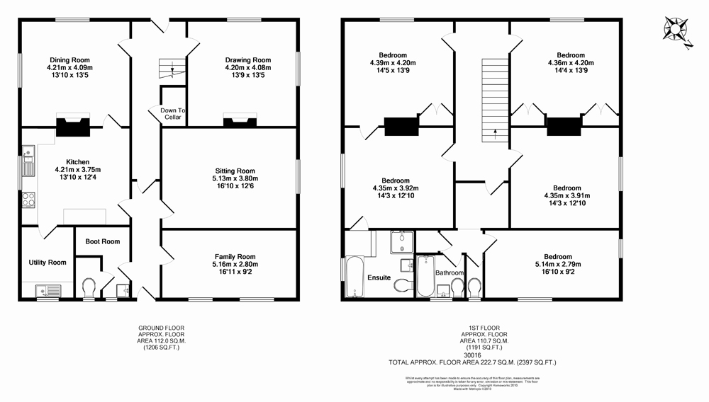 5 bedroom floor plans 5 bedroom floor plans 2 story for House plans uk 5 bedrooms