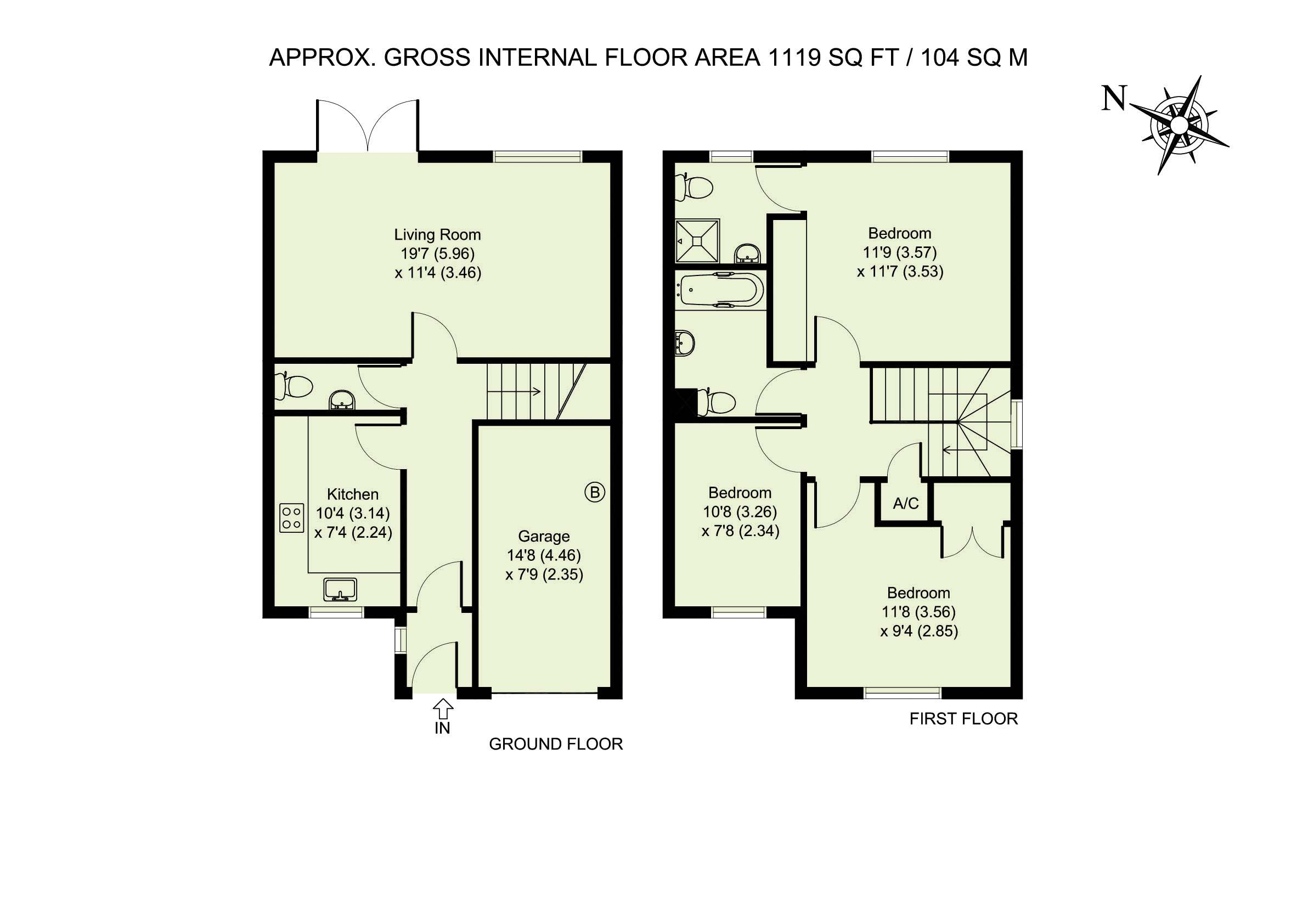 Council house floor plans house design plans for Uk house floor plans