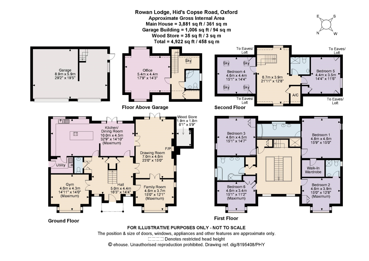 House plans 6 bedrooms uk house design plans - Design house plan photos ...