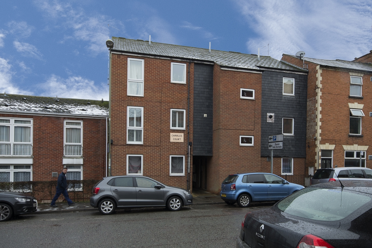 Charles Court, Banbury - OX16