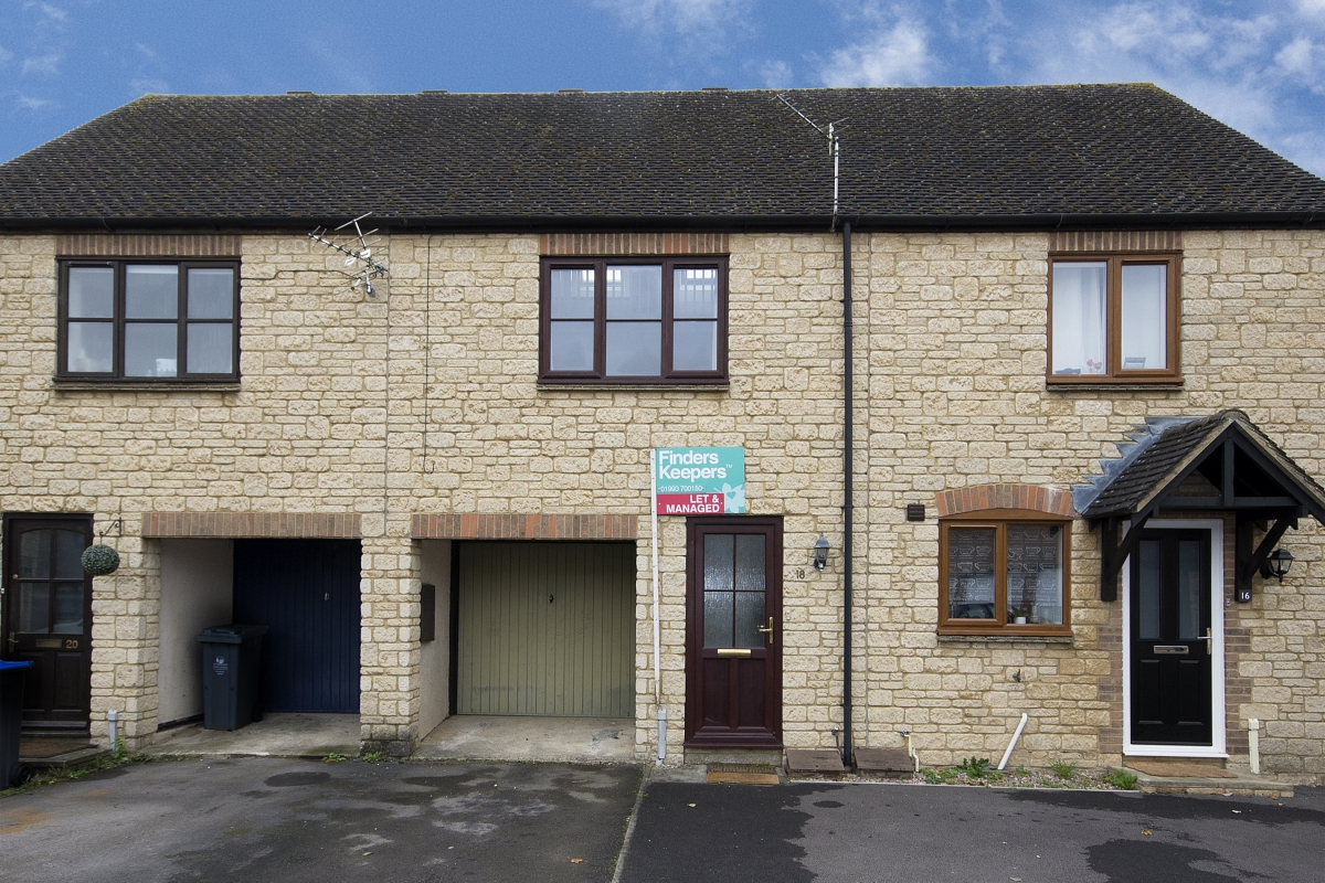 Painswick Close, Witney - OX28