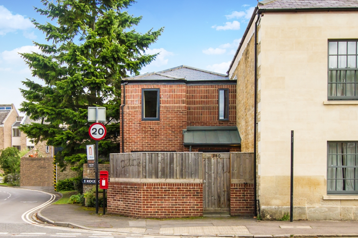 Woodstock Road, Summertown - OX2