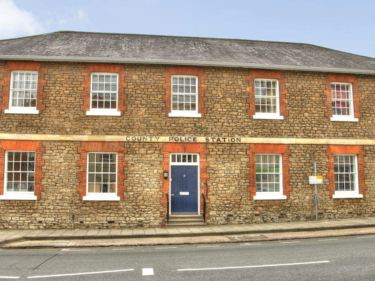Old Gaol, Abingdon - OX14