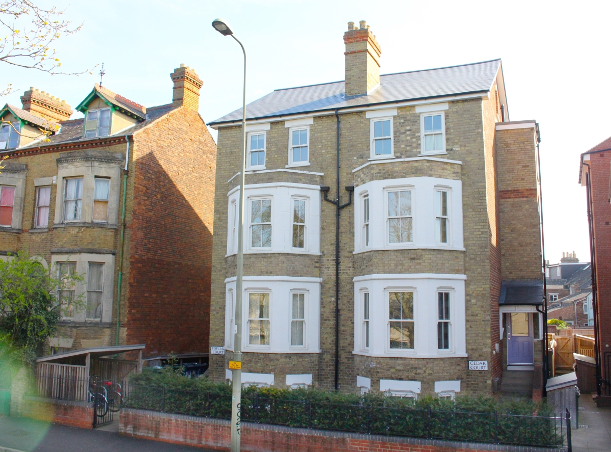 Poplar Court, Iffley Road - OX4