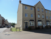 New Langford village, Bicester - OX26