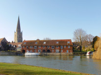 Fairlawn Wharf, Abingdon - OX14
