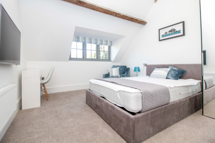 Large Luxury en-suite room - OX3