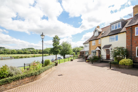 Fisherman's Wharf, Abingdon - OX14