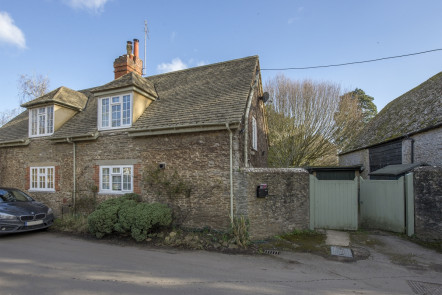 Rectory Lane, Longworth - OX13