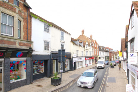 Queen St, Abingdon - OX14