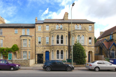 Iffley Road, Oxford - OX4