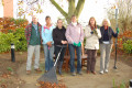 A team of FK staff donated a day of work for Sobell House Hospice