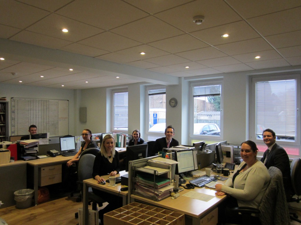 All our staff are based in offices local to the properties they manage