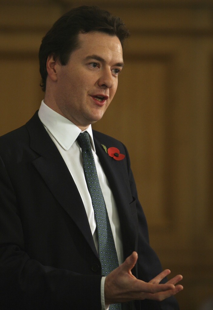 George Osborne wants to increase the Government's income from CGT