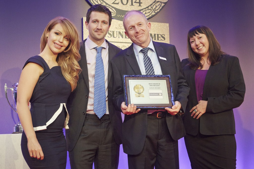 GOLD - Best Medium Agent in the South East