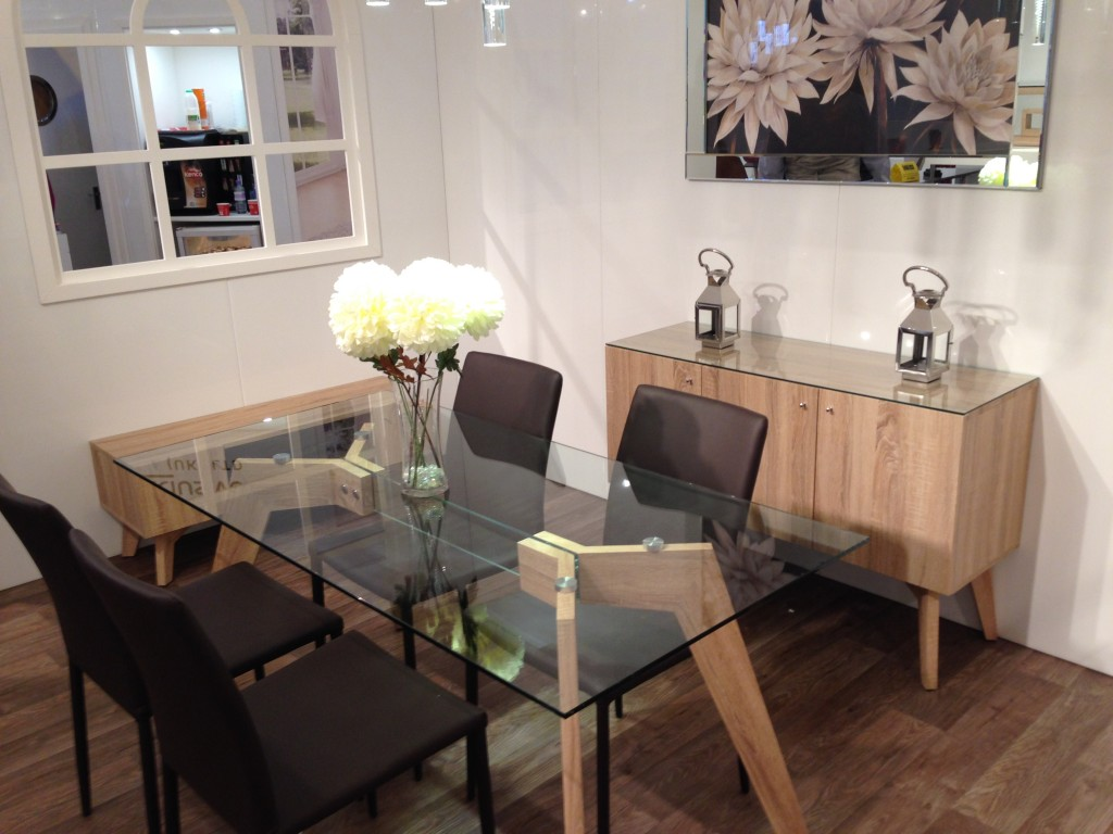 Stylish Table and Chairs