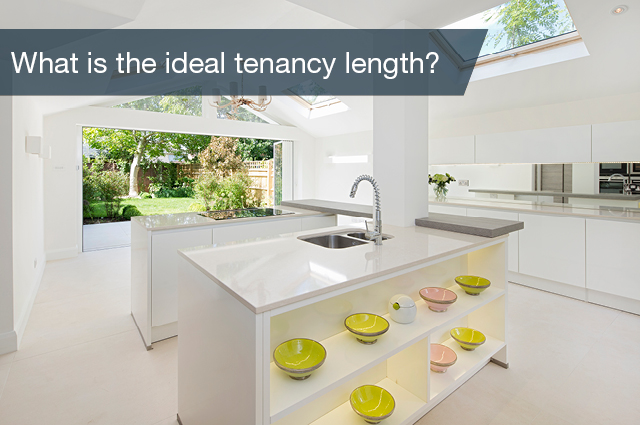 What is the ideal tenancy length